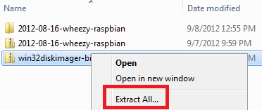 Extract All On 2nd Zip